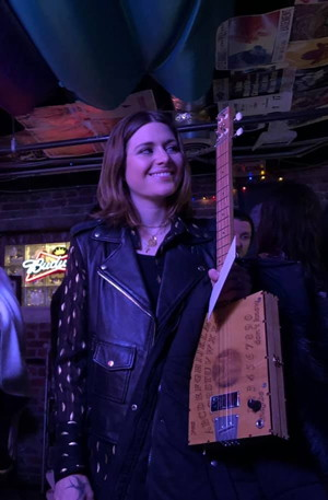 Larkin Poe Bluesboy Jag Cigar Box Guitar BBJ CBG