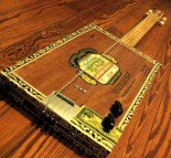 Arturo Bass Cigar Box Guitar