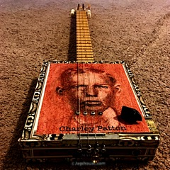 Patton Cigar Box Guitar