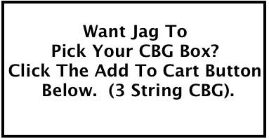 Example Cigar Box Guitar